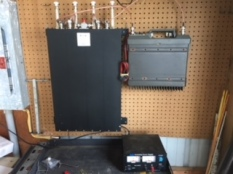 Duplexer and Repeater test