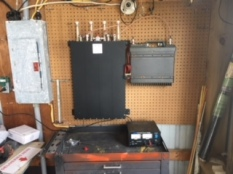 Repeater and Duplexer test