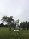 Repeater Antenna close up