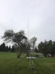 Repeater Antenna close up
