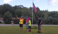 Flag tour